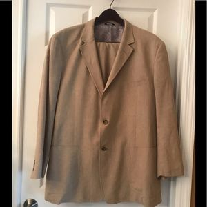 Men's Alan Flusser 2 Pc Linen Suit